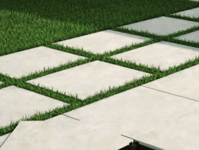 Kinsale Tile Store Artificial Grass and Exterior Patio Tiles